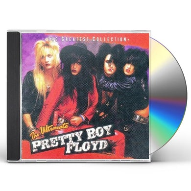 Pretty Boy Floyd ULTIMATE CD