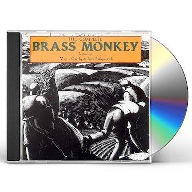 COMPLETE BRASS MONKEY CD