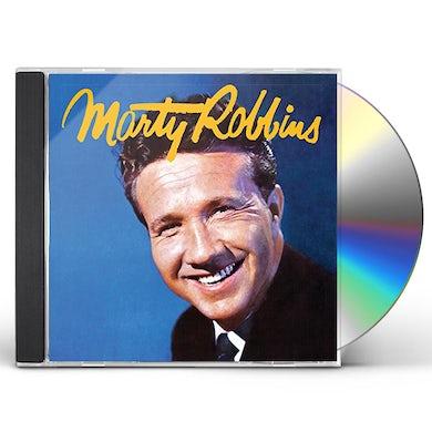 MARTY ROBBINS CD