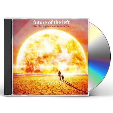 Future Of The Left PLOT AGAINST COMMON CD