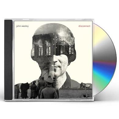John Wesley DISCONNECT CD