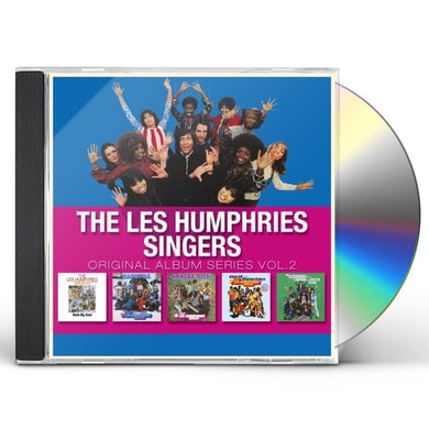 LES HUMPHRIES SINGERS VOL. 2 ORIGINAL ALBUM SERIES CD