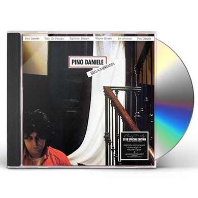 Pino Daniele BELLA MBRIANA CD