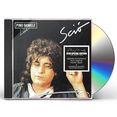 Pino Daniele SCIO LIVE CD