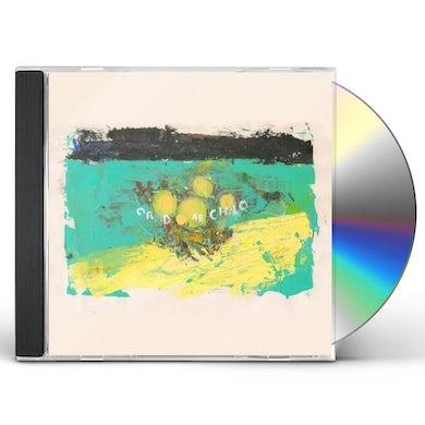 Big Ups EIGHTEEN HOURS OF STATIC CD