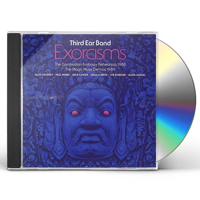 Third Ear Band EXORCISM CD