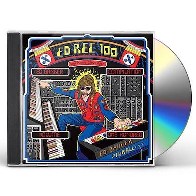 Ed Banger ED REC VOL 100 CD