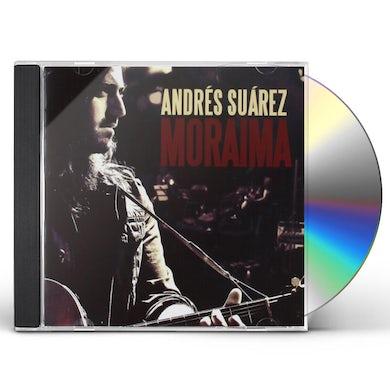 Andres Suarez MORAIMA CD