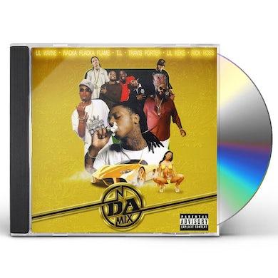 Lil Wayne N DA MIX CD