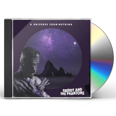 UNIVERSE FROM NOTHING CD