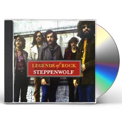 Steppenwolf LEGENDS OF ROCK CD