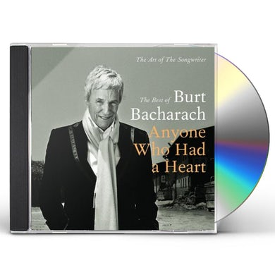 Burt Bacharach ANYONE WHO HAD A HEART-ART OF THE SONGWRITER CD