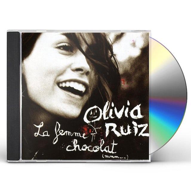 Olivia Ruiz LE FEMME CHOCOLAT CD