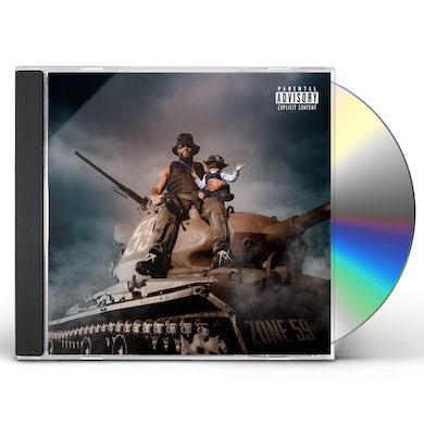 ZONE 59 CD