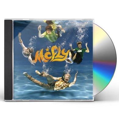McFly MOTION IN THE OCEAN CD
