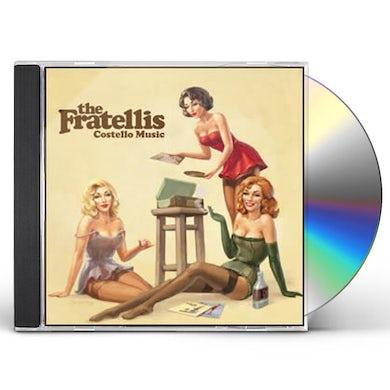 The Fratellis COSTELLO MUSIC CD