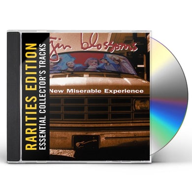 Gin Blossoms NEW MISERABLE EXPERIENCE: RARITIES EDITION CD