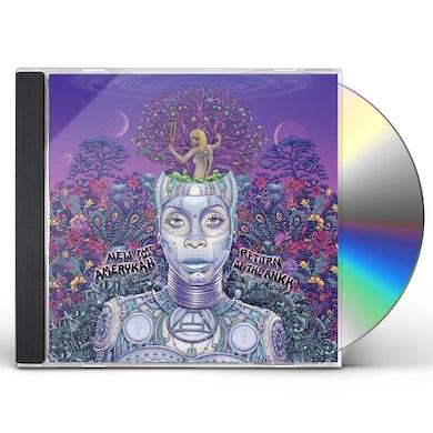 Erykah Badu NEW AMERYKAH PART TWO: RETURN OF THE ANKH CD