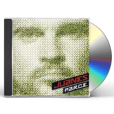 Juanes PARCE CD