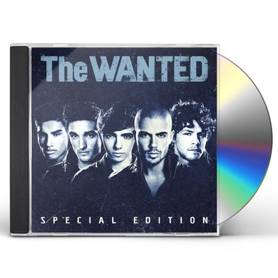Wanted CD