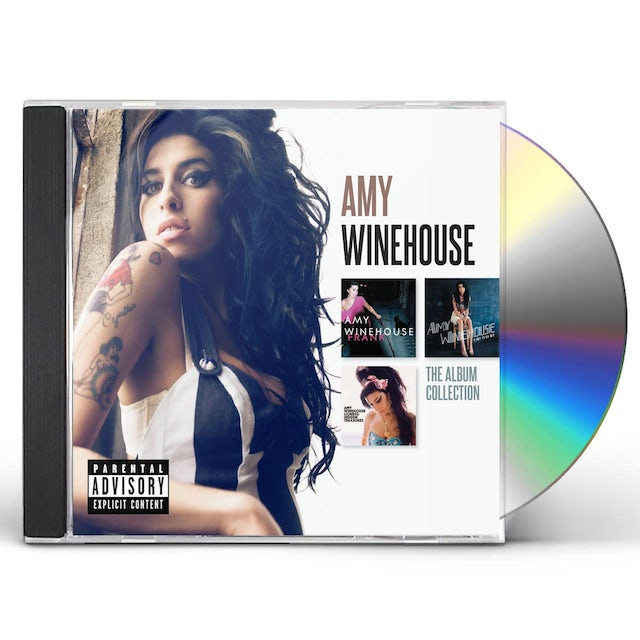 Amy Winehouse ALBUM COLLECTION CD