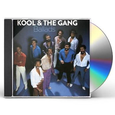 Kool & The Gang BALLADS CD