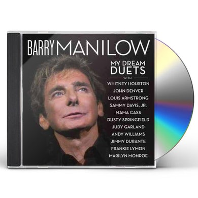 Barry Manilow MY DREAM DUETS CD