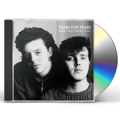 Tears For Fears SONGS FROM THE BIG CHAIR CD