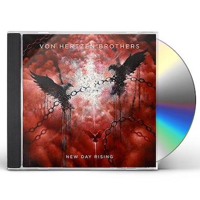 NEW DAY RISING CD