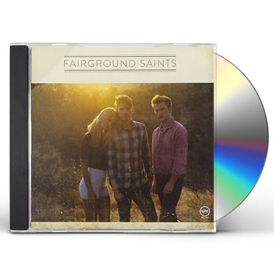 Fairground Saints CD