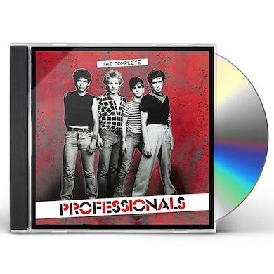 COMPLETE PROFESSIONALS CD