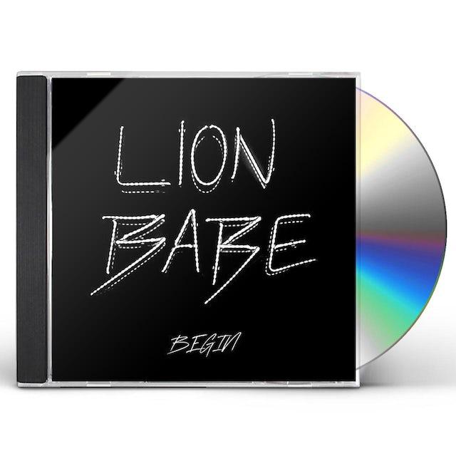 LION BABE BEGIN CD