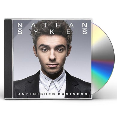 Nathan Sykes UNFINISHED BUSINESS CD