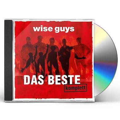Wise Guys DAS BESTE KOMPLETT CD