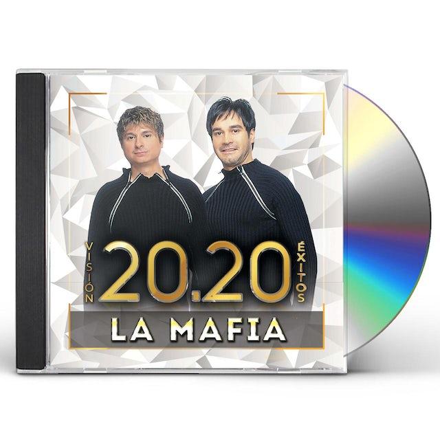 Mafia VISION 20.20 EXITOS CD
