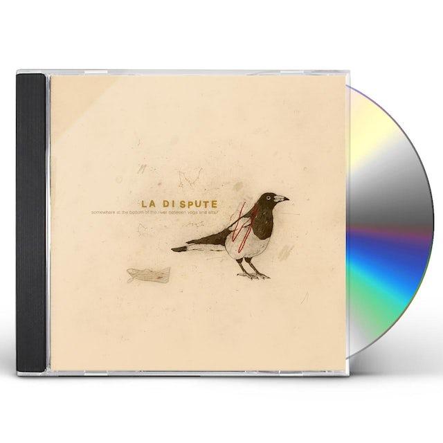 La Dispute SOMEWHERE AT THE BOTTOM OF THE RIVER BETWEEN VEGA CD