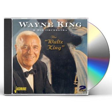 Wayne King & His Orchestra WALTZ KING CD