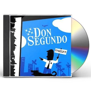 Don Segundo CENSURA CD