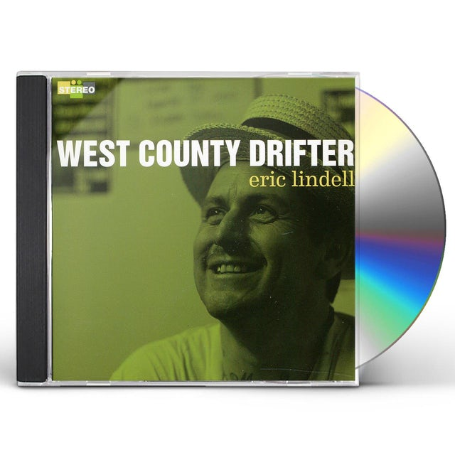 Eric Lindell WEST COUNTY DRIFTER CD