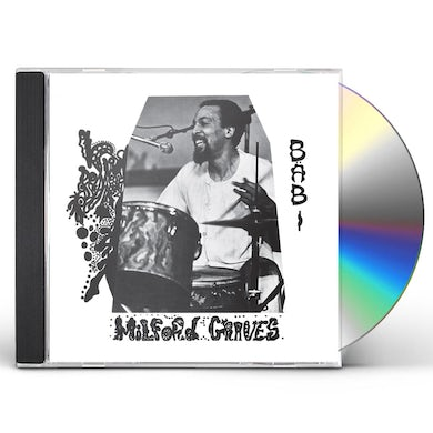 Milford Graves BABI CD