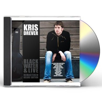 Kris Drever BLACK WATER & LIVE (REMASTERED) CD