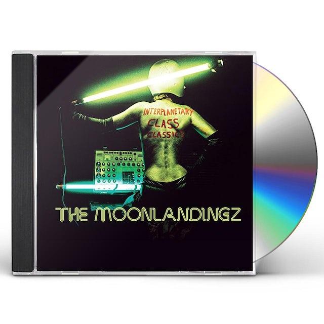 MOONLANDINGZ INTERPLANETARY CLASS CLASSICS CD