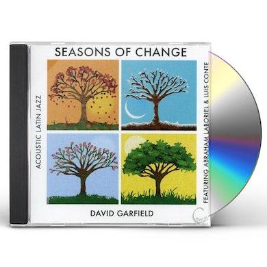 David Garfield SEASONS OF CHANGE CD