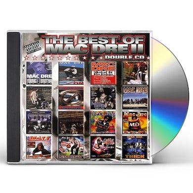 BEST OF MAC DRE II CD