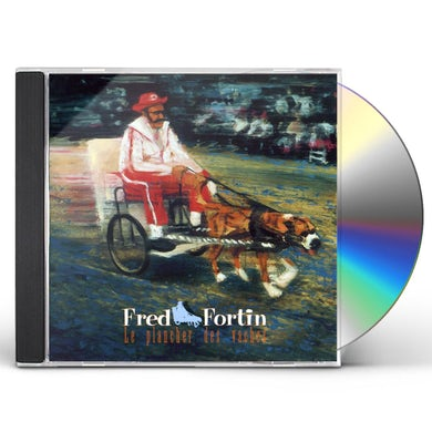 Fred Fortin PLANCHER DES VACHES CD