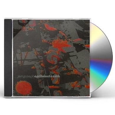 Jerry Joseph APRIL NINETEENTH CD