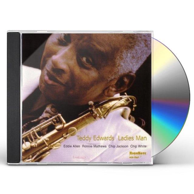 Teddy Edwards LADIES MAN CD