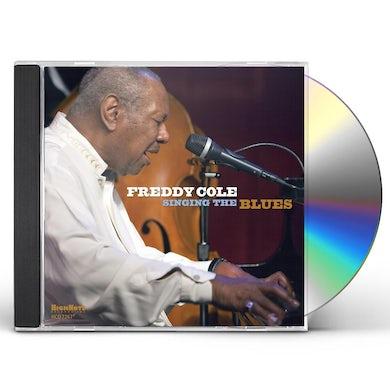 Freddy Cole SINGING THE BLUES CD