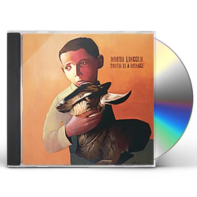 North Lincoln TRUTH IS A MENACE CD
