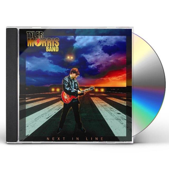 Tyler Morris NEXT IN LINE CD